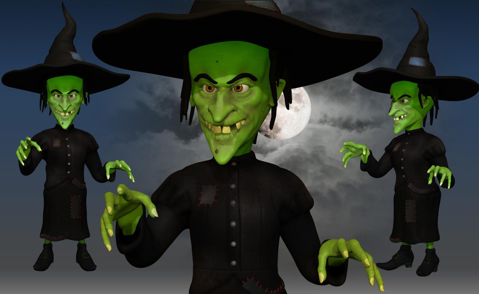 Lee williamson witch