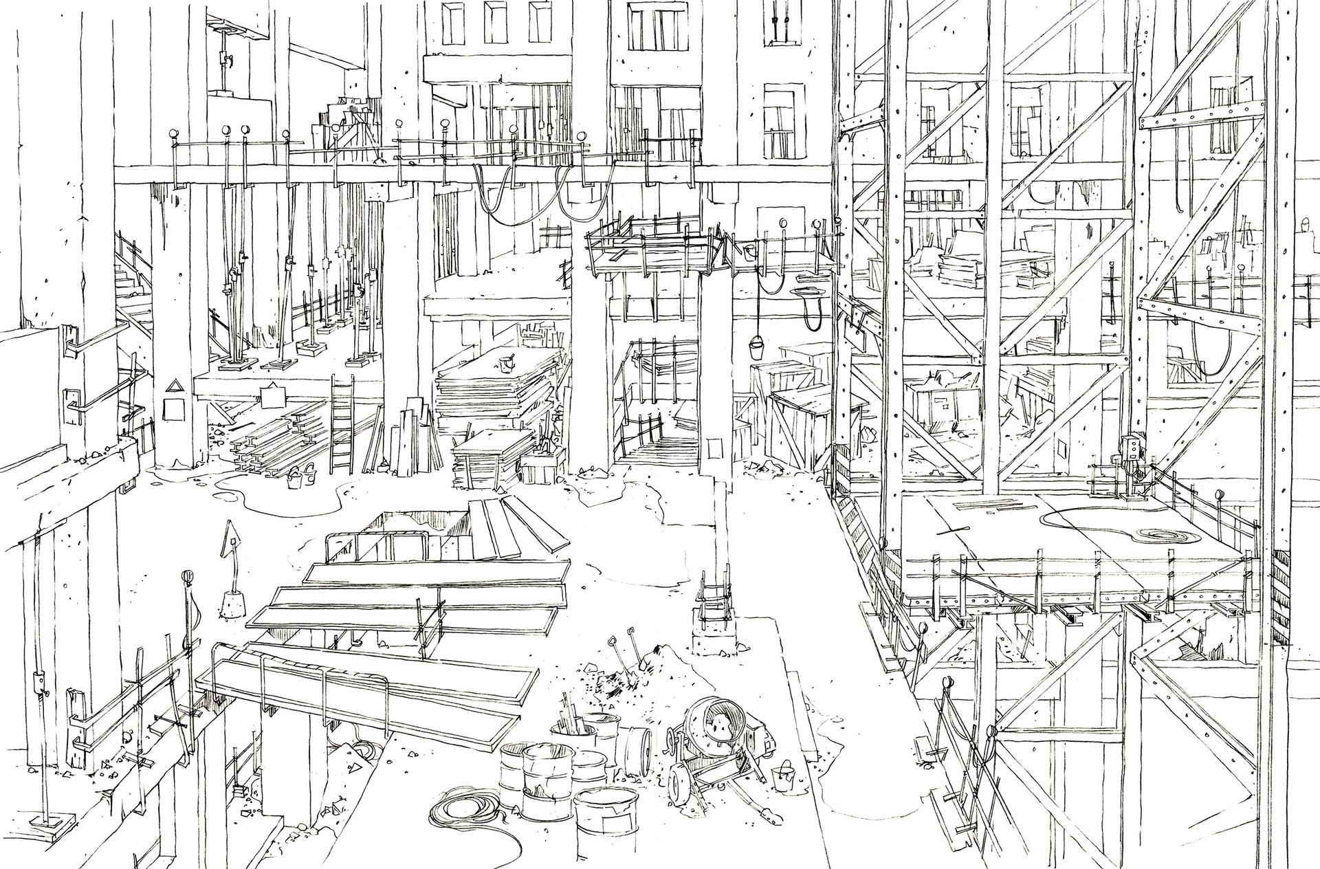 Tokkun studio constructionbuildingcleanup