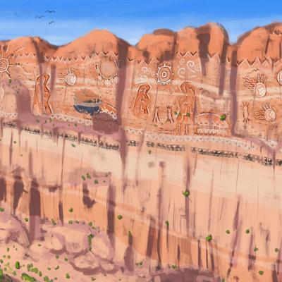 Ralf hakkesteegt canyonoverviewmuralsshot008