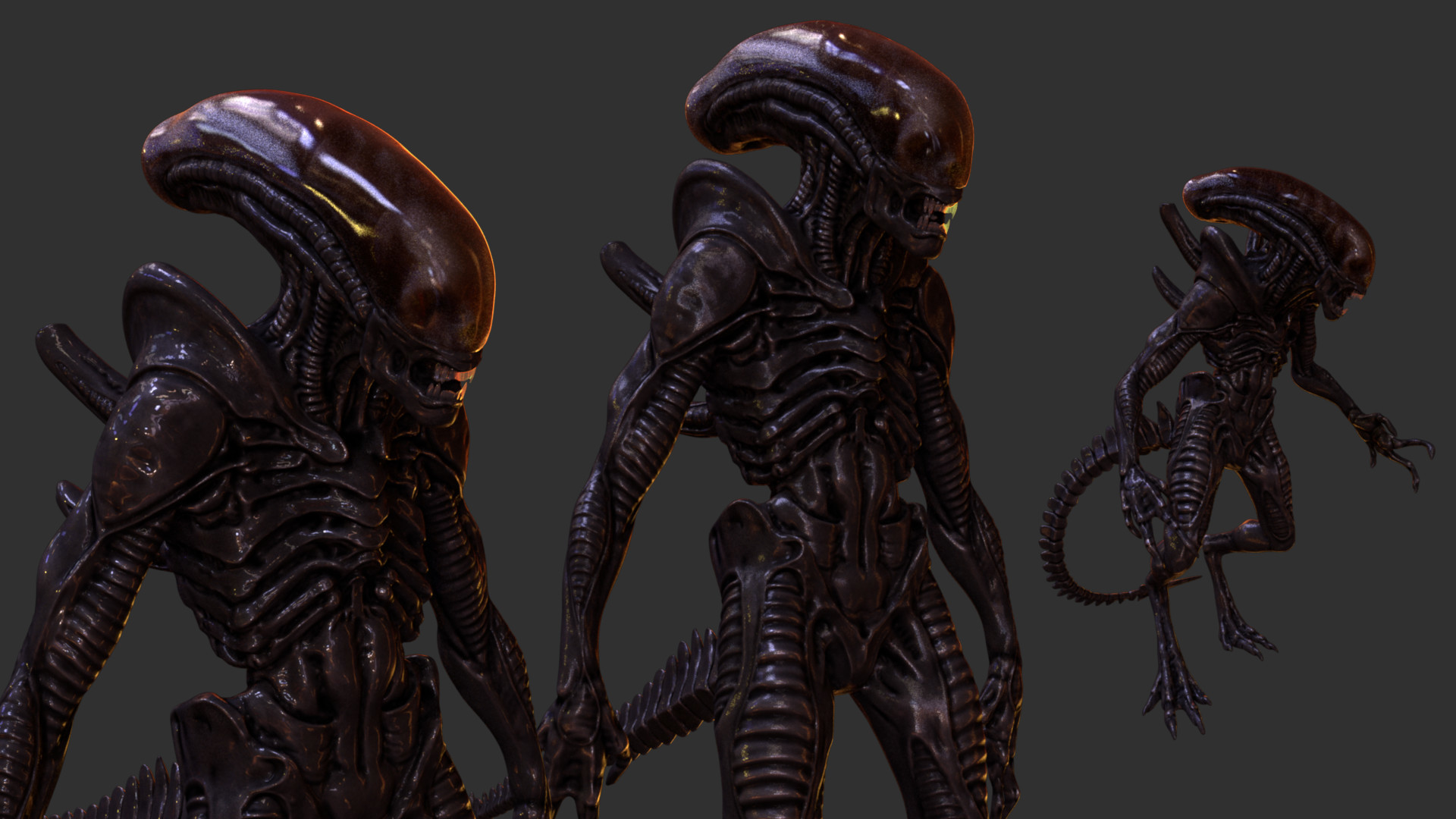 Mike smith mike smith xenomorph 1