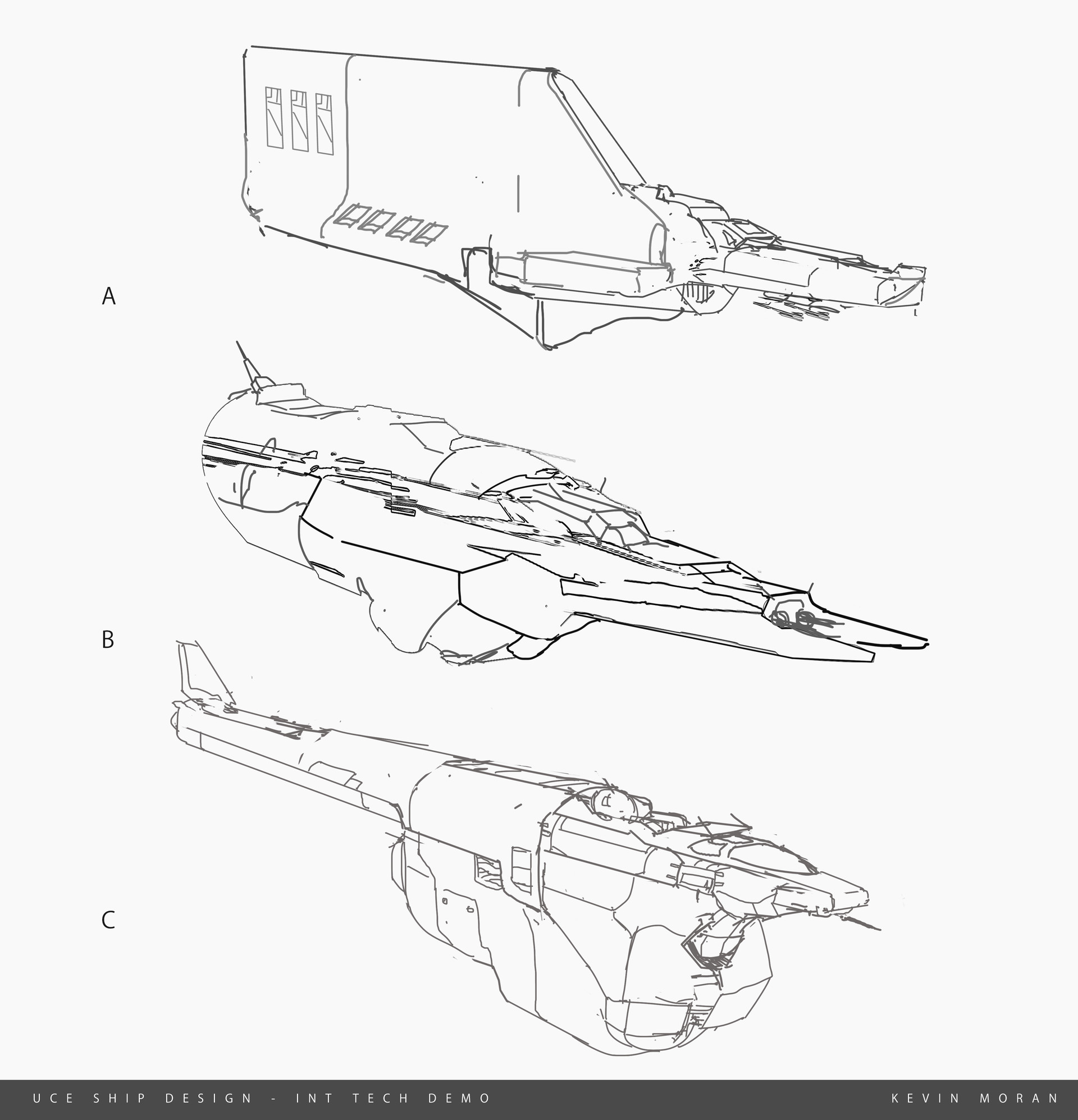 UCE Starship