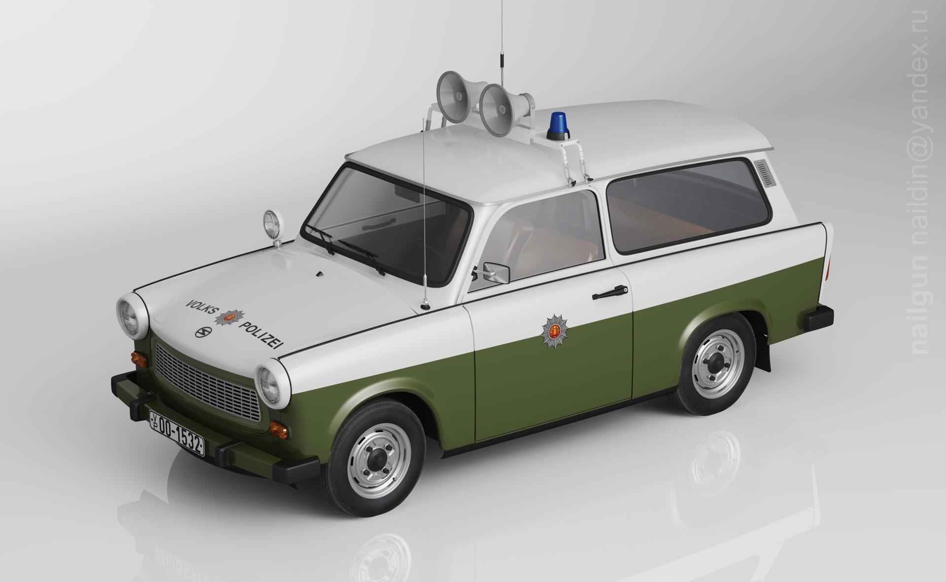Nail khusnutdinov pwc 023 000 trabant combi miniature
