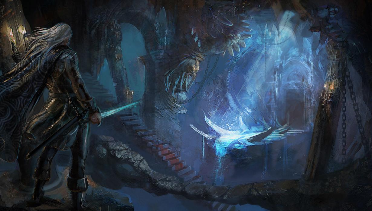 Consuelo pecchenino underground caverns6