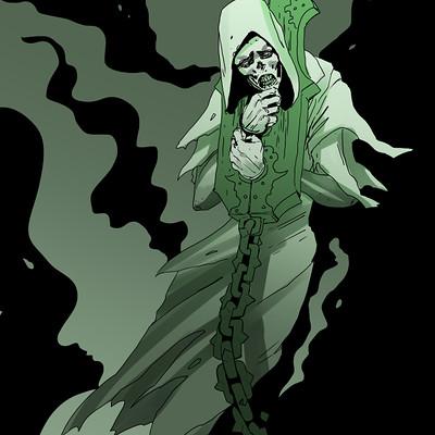 Greeme doe 013 ghost