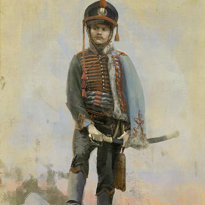 Mariusz kozik hussar rus