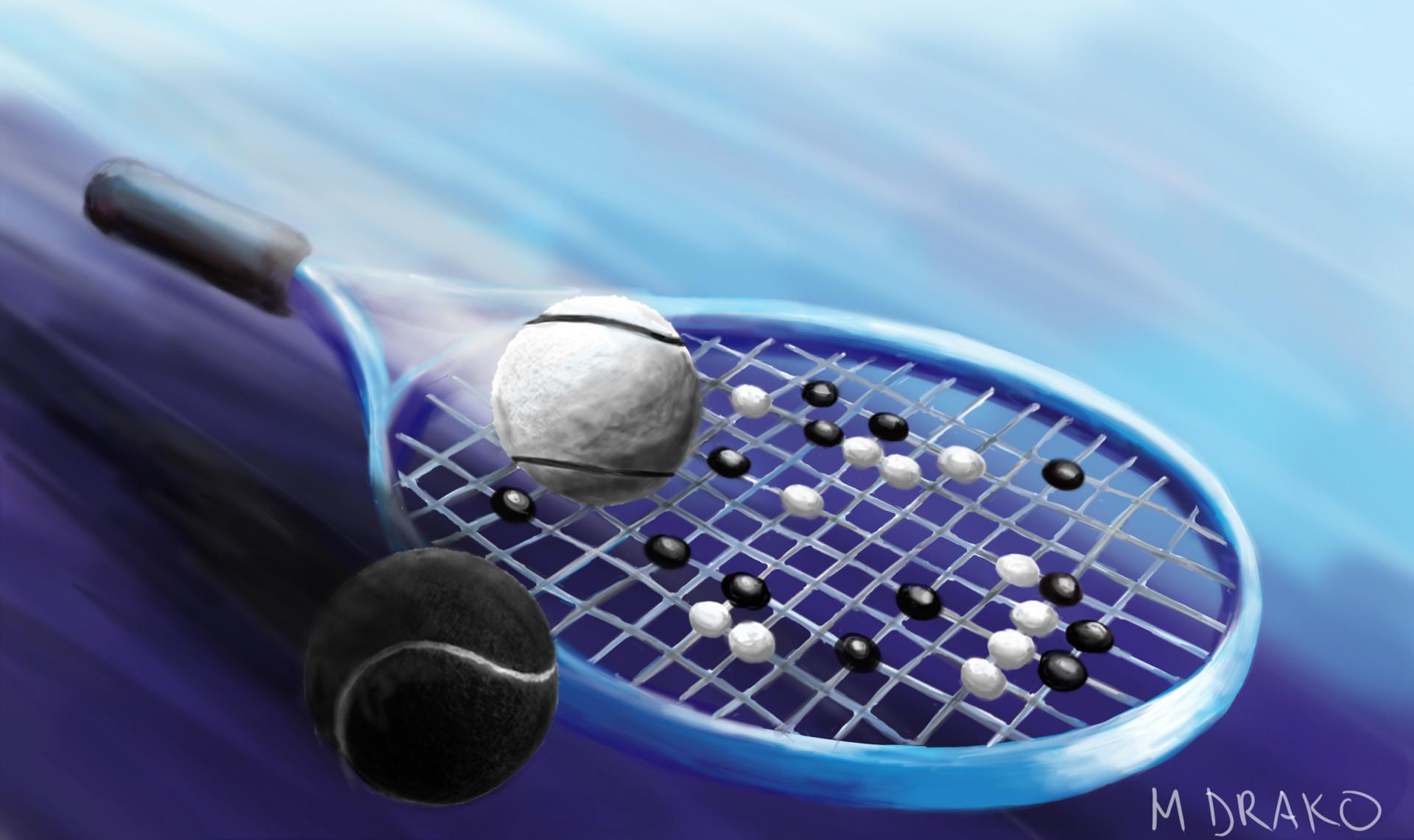 M drako go x tennis