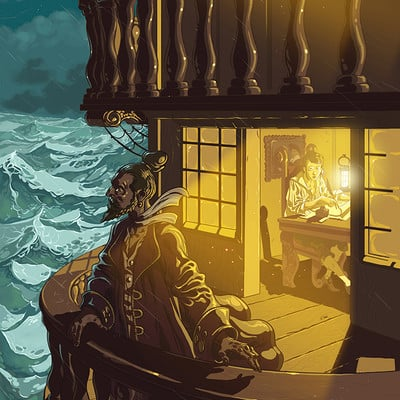 Sergio cabanillas ilustrador valencia comic
