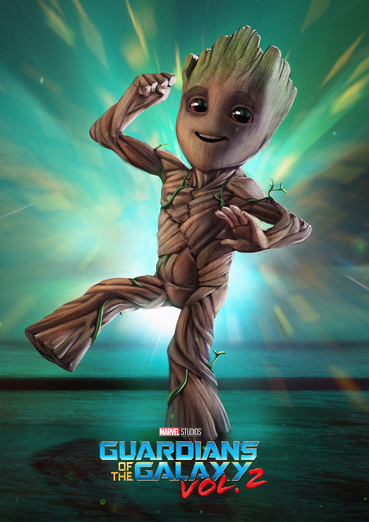 Guilherme freitas baby groot small