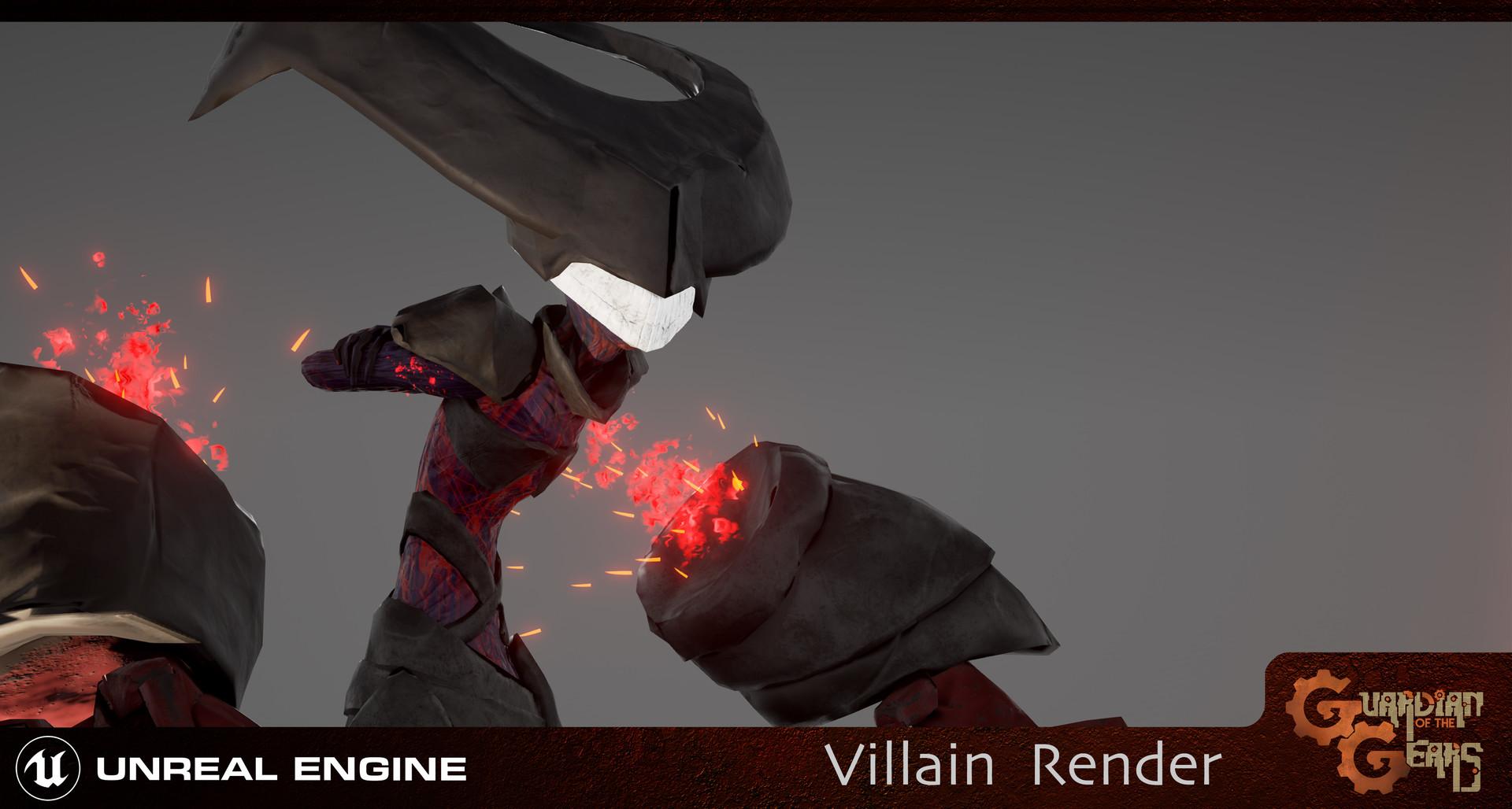 Cameron craig gotgears villain 02