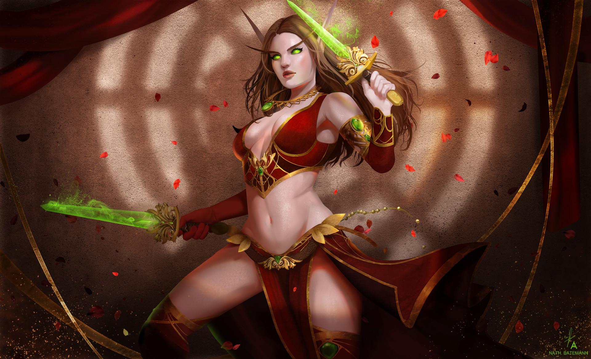 Free blood elf sex naked toons