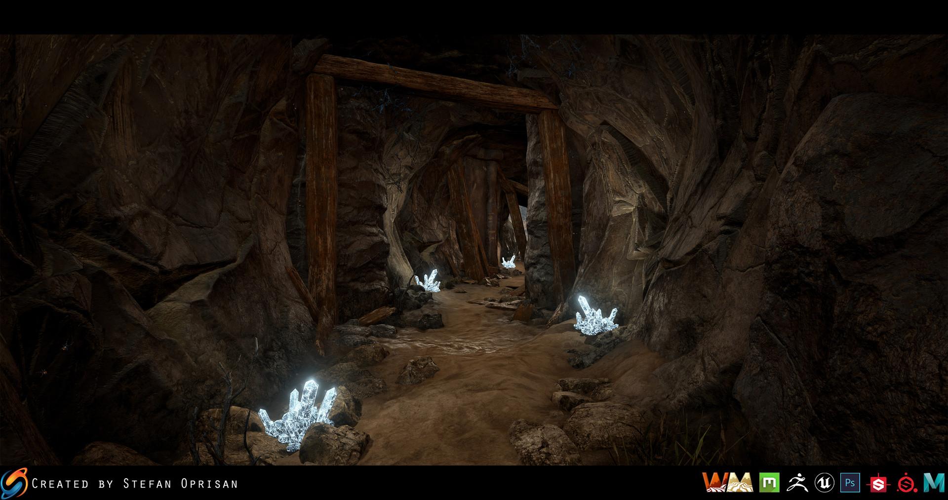 Stefan oprisan tunnel 2