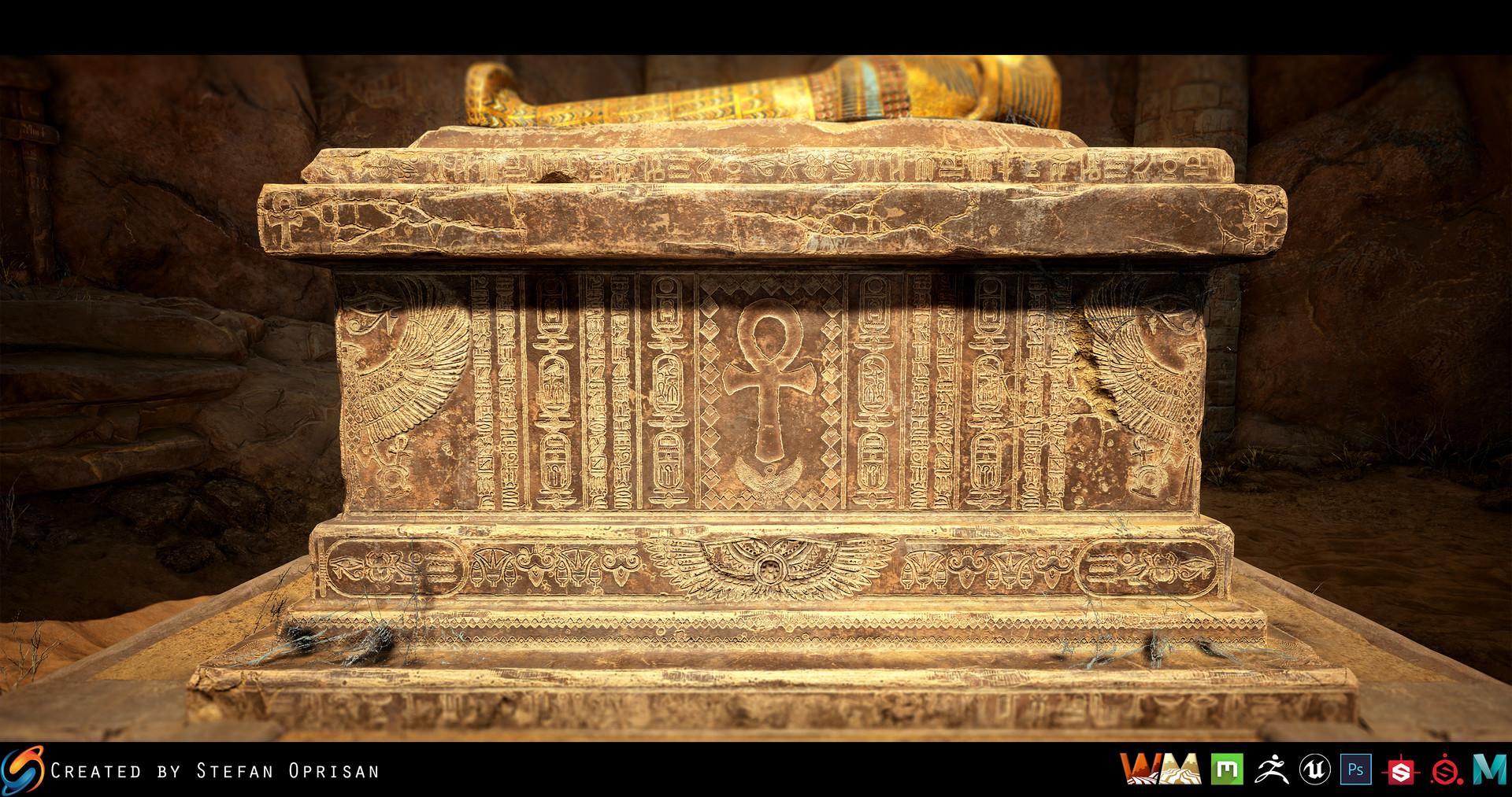 Stefan oprisan sarcophagus 2
