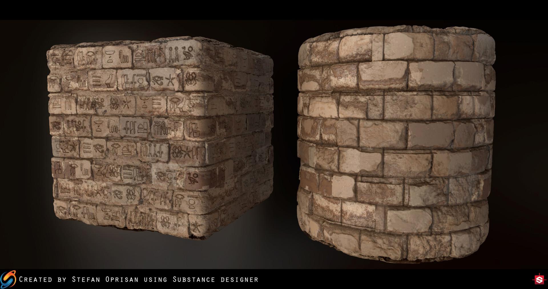Stefan oprisan hiero stone wall