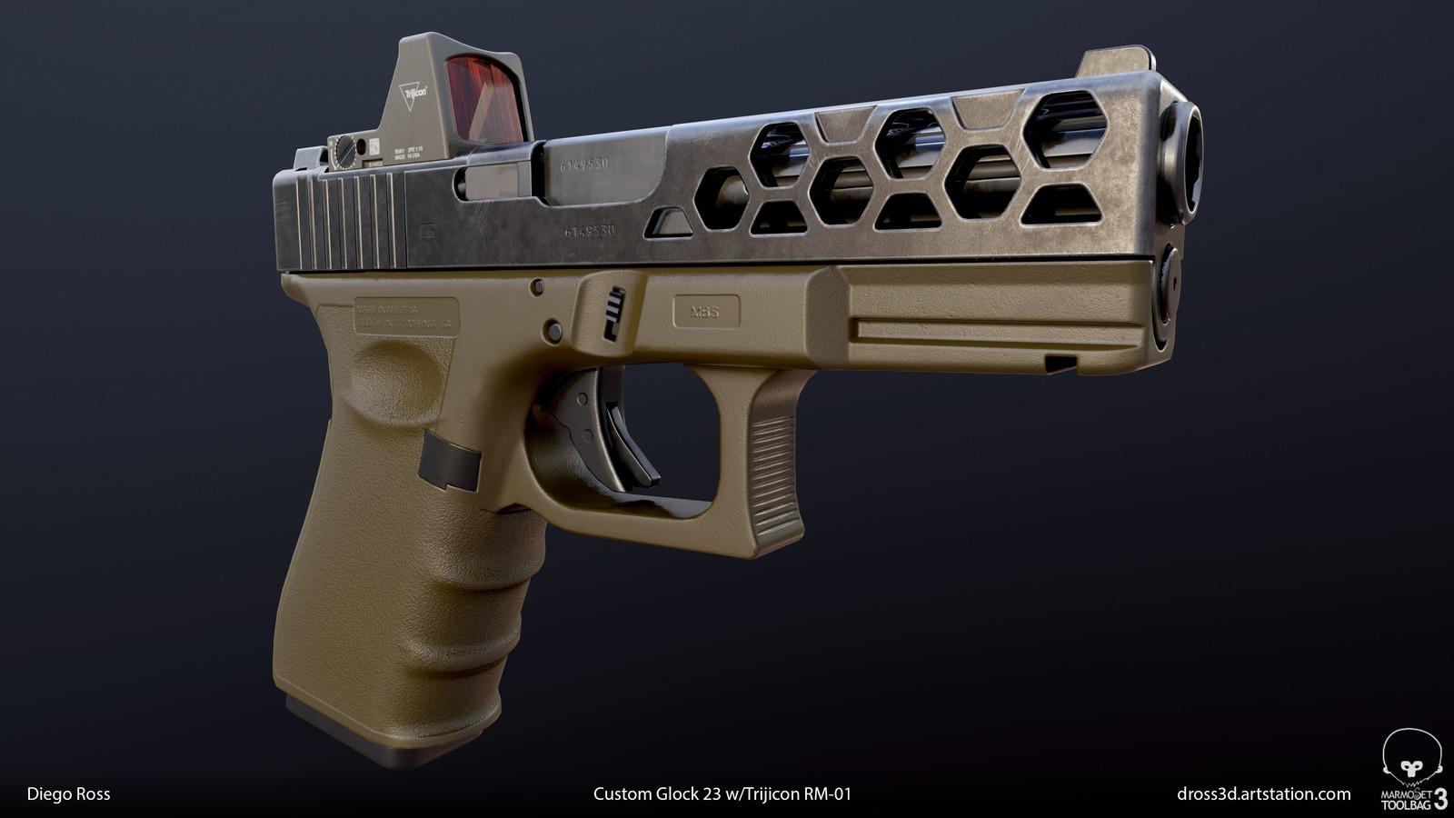 Custom Glock 23