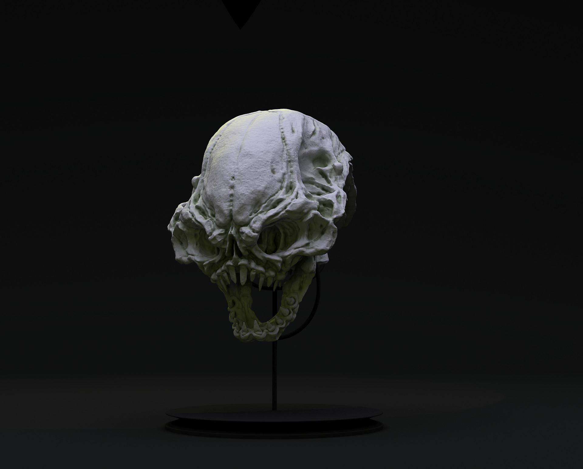 Mickael lelievre alientribb