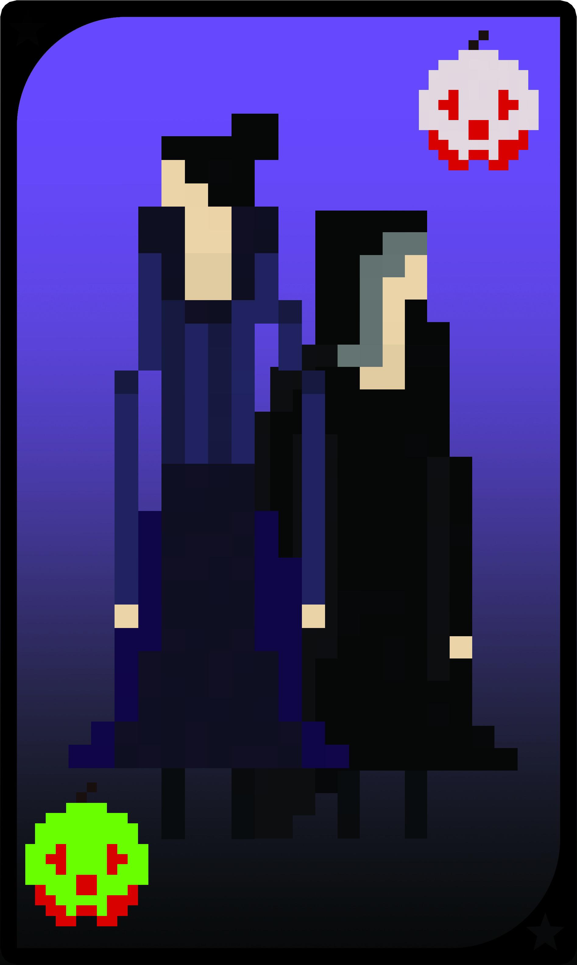 ArtStation - Evil Queen Tarot Card (Snow White), Naomi Thompson