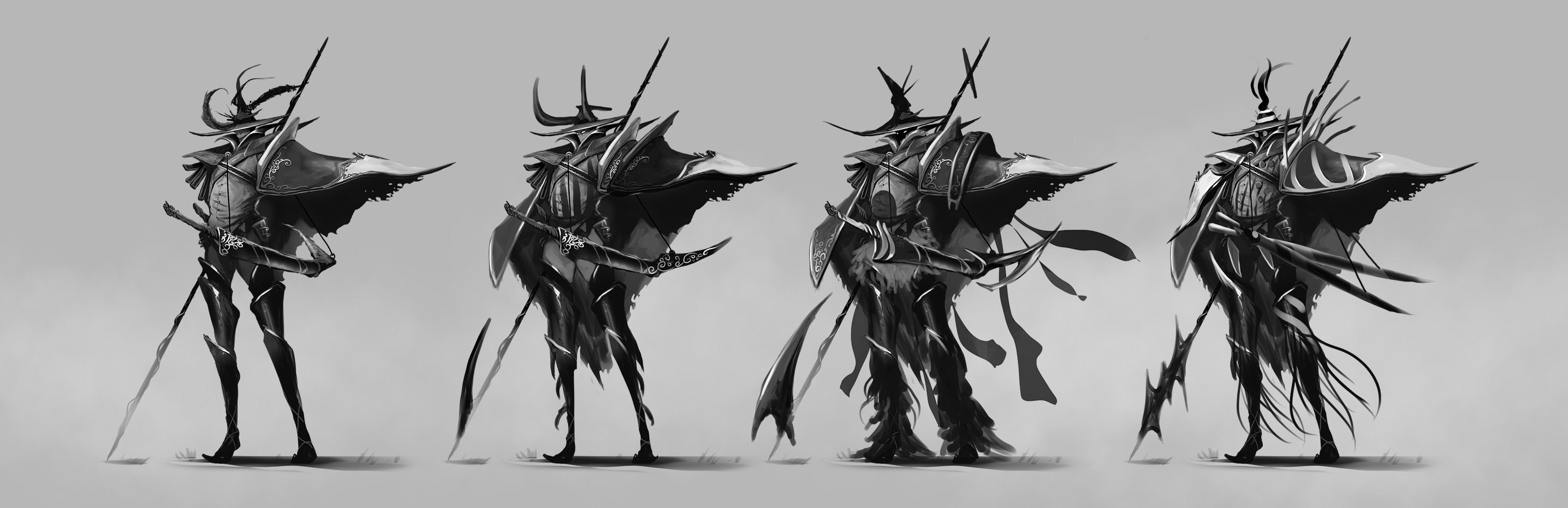 Reaper Sketches