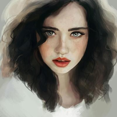 Madeline kalupa snow white