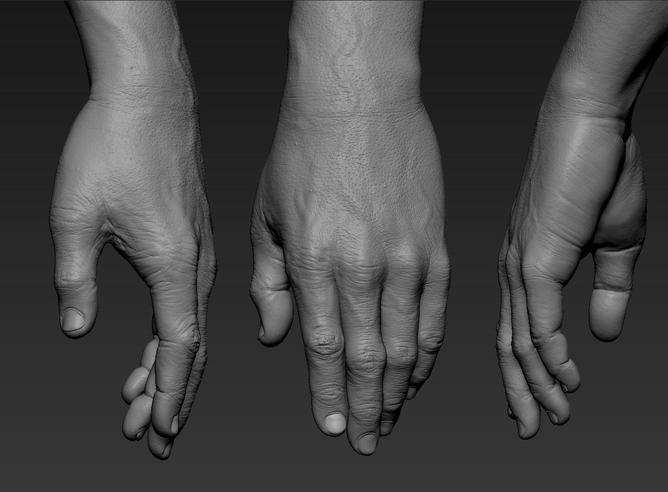 Andrey gritsuk hand 2