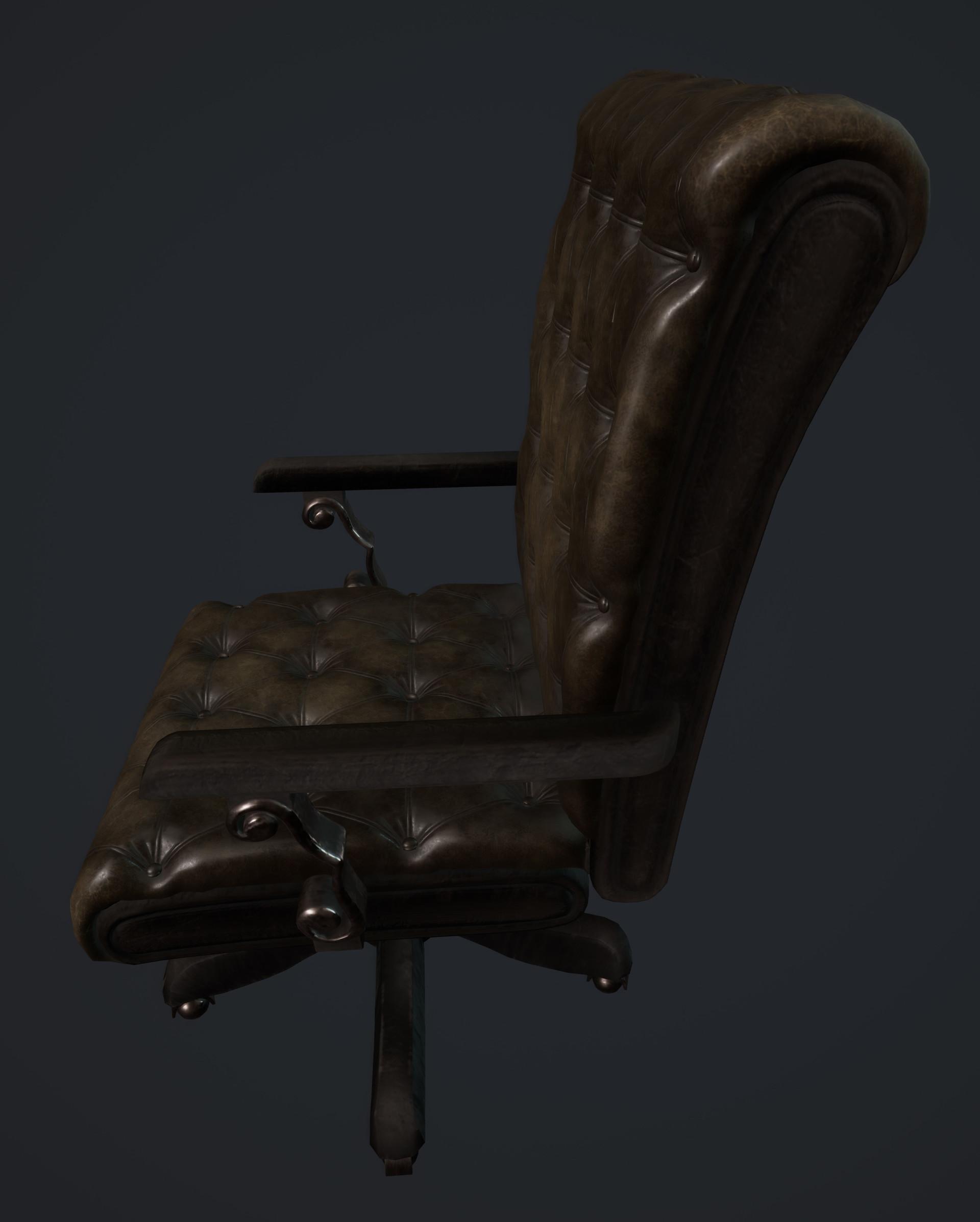 Agnieszka nogalska chair1