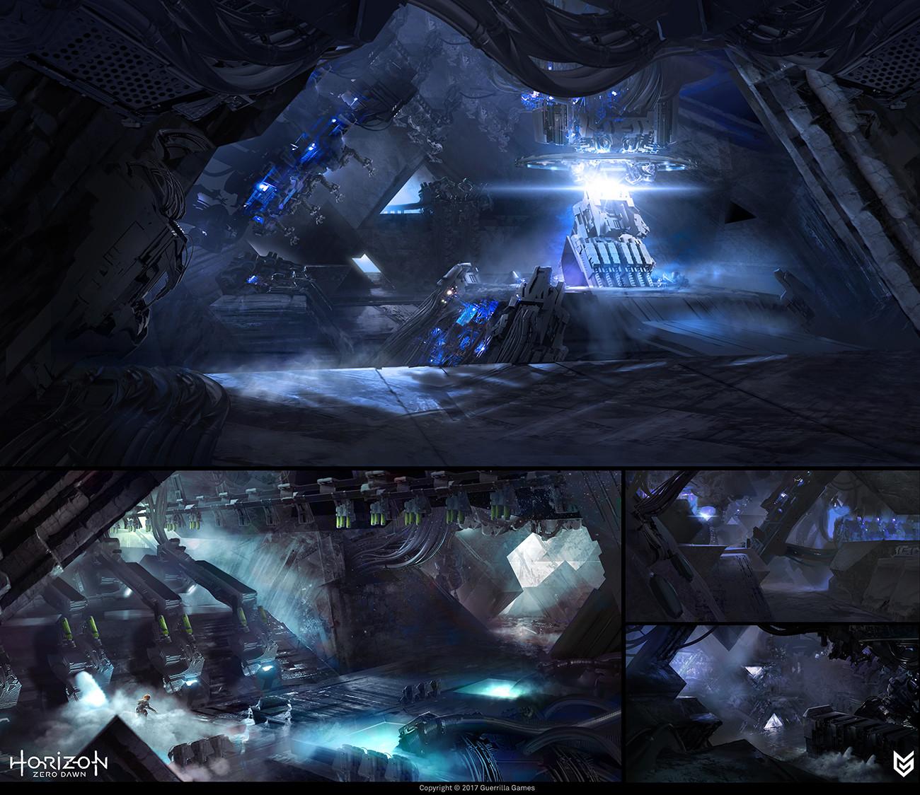 Lloyd allan cauldron interior concepts