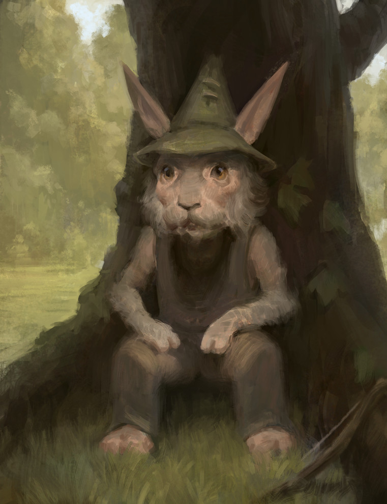 The Rabbit Buwgan