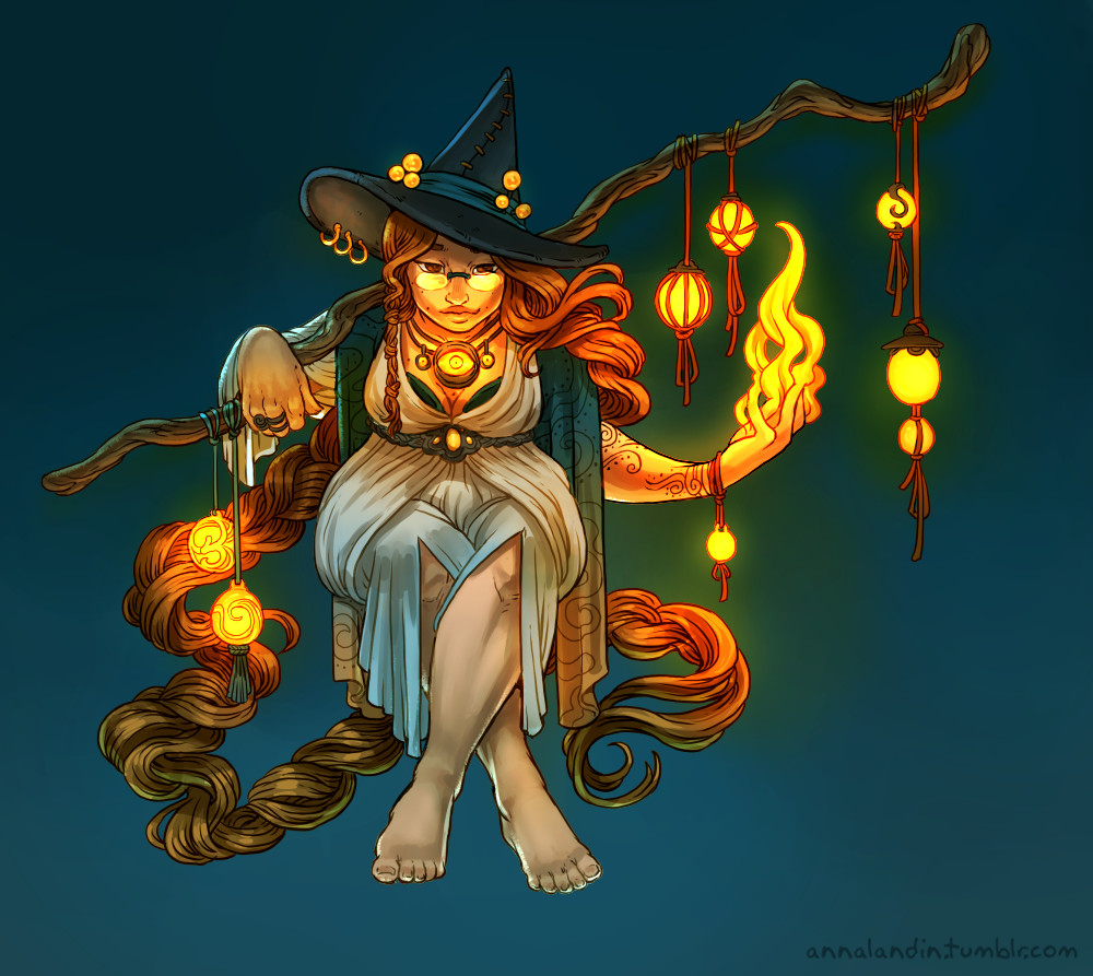 Anna landin witchweek2017