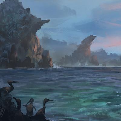 Raph lomotan the shallows