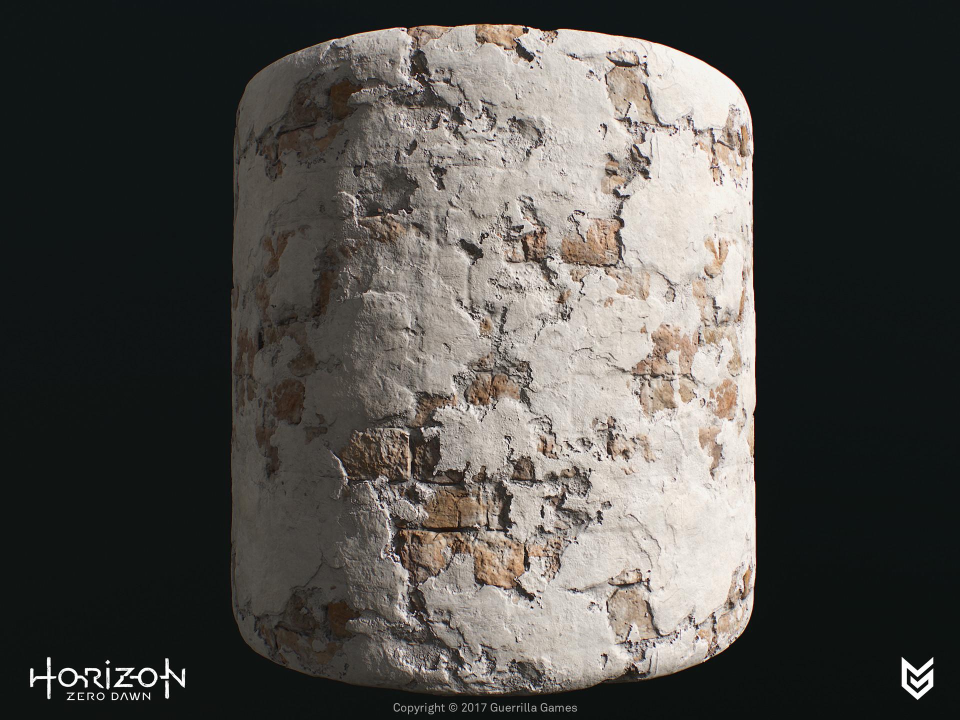 Stefan groenewoud plaster wall 04