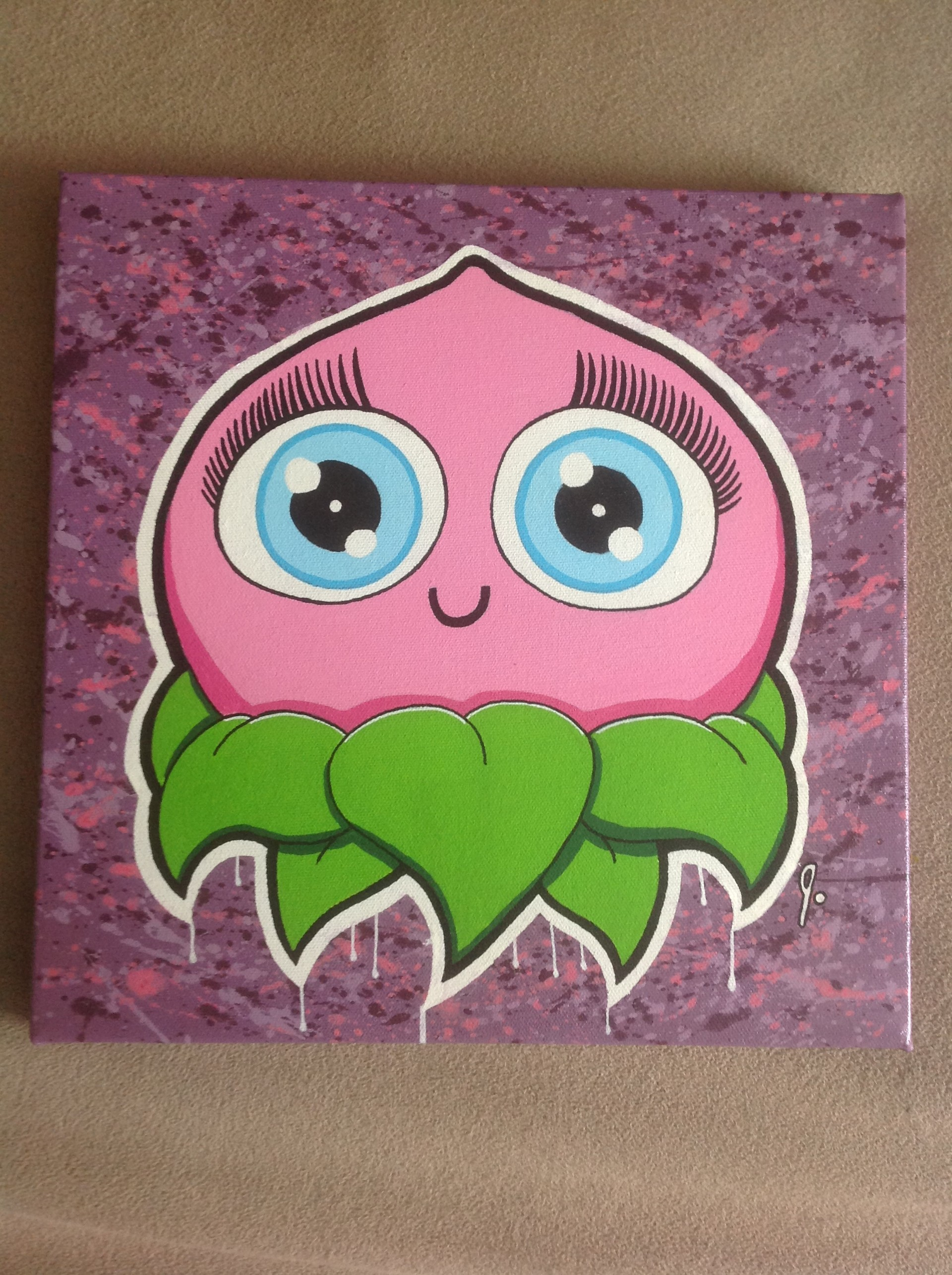 'Pretty Peach'
