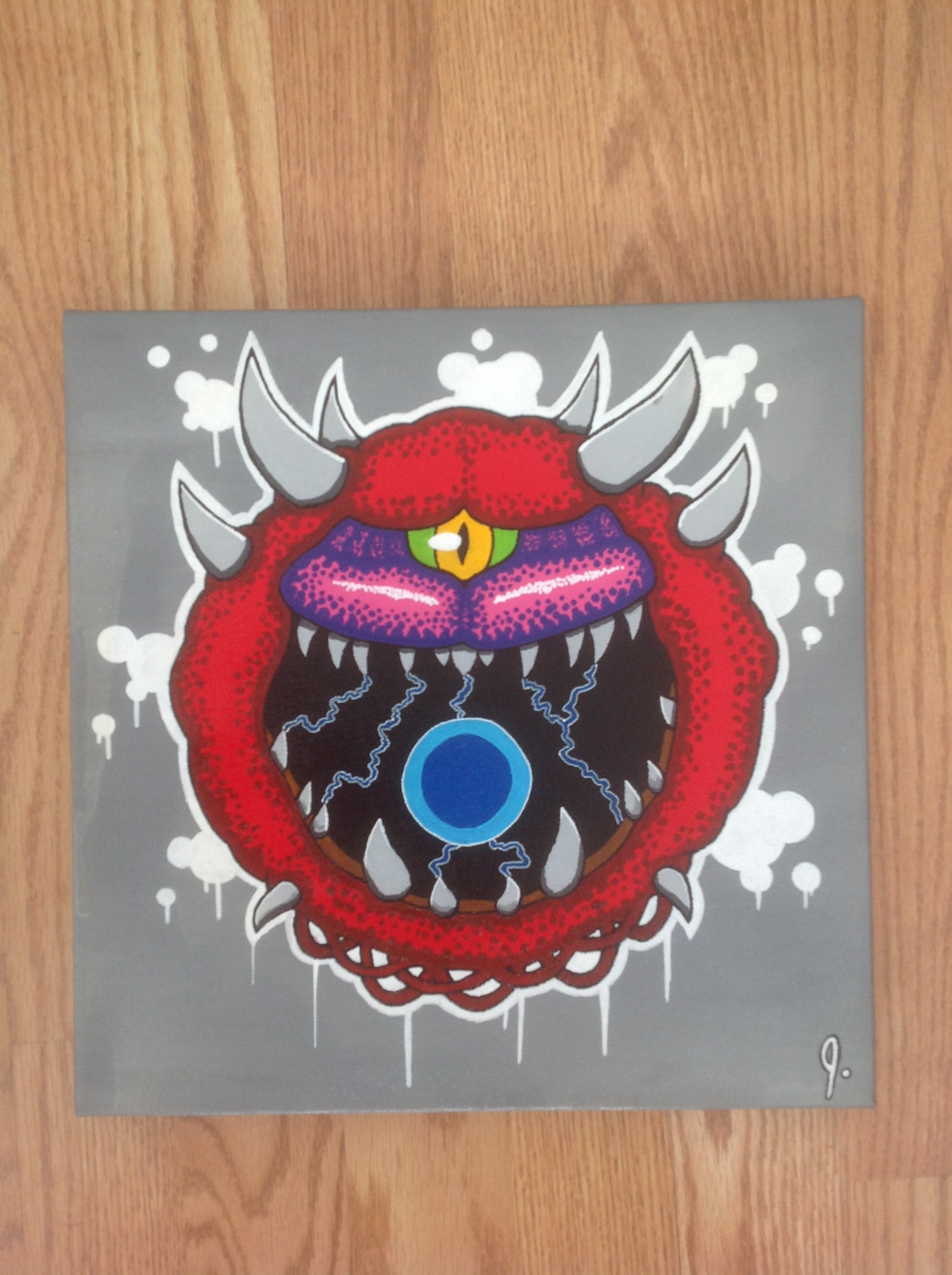`Cacodemon` (Doom) 