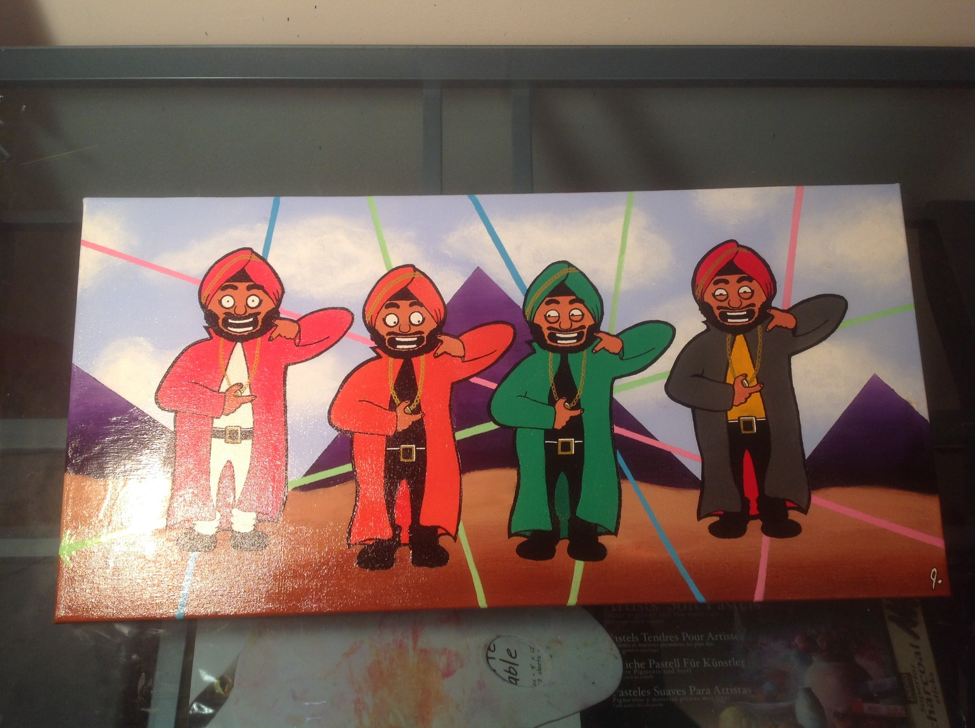 `Tunak Tunak Tun`