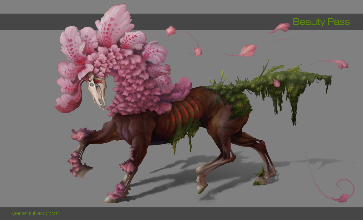 Foul Floral Foal