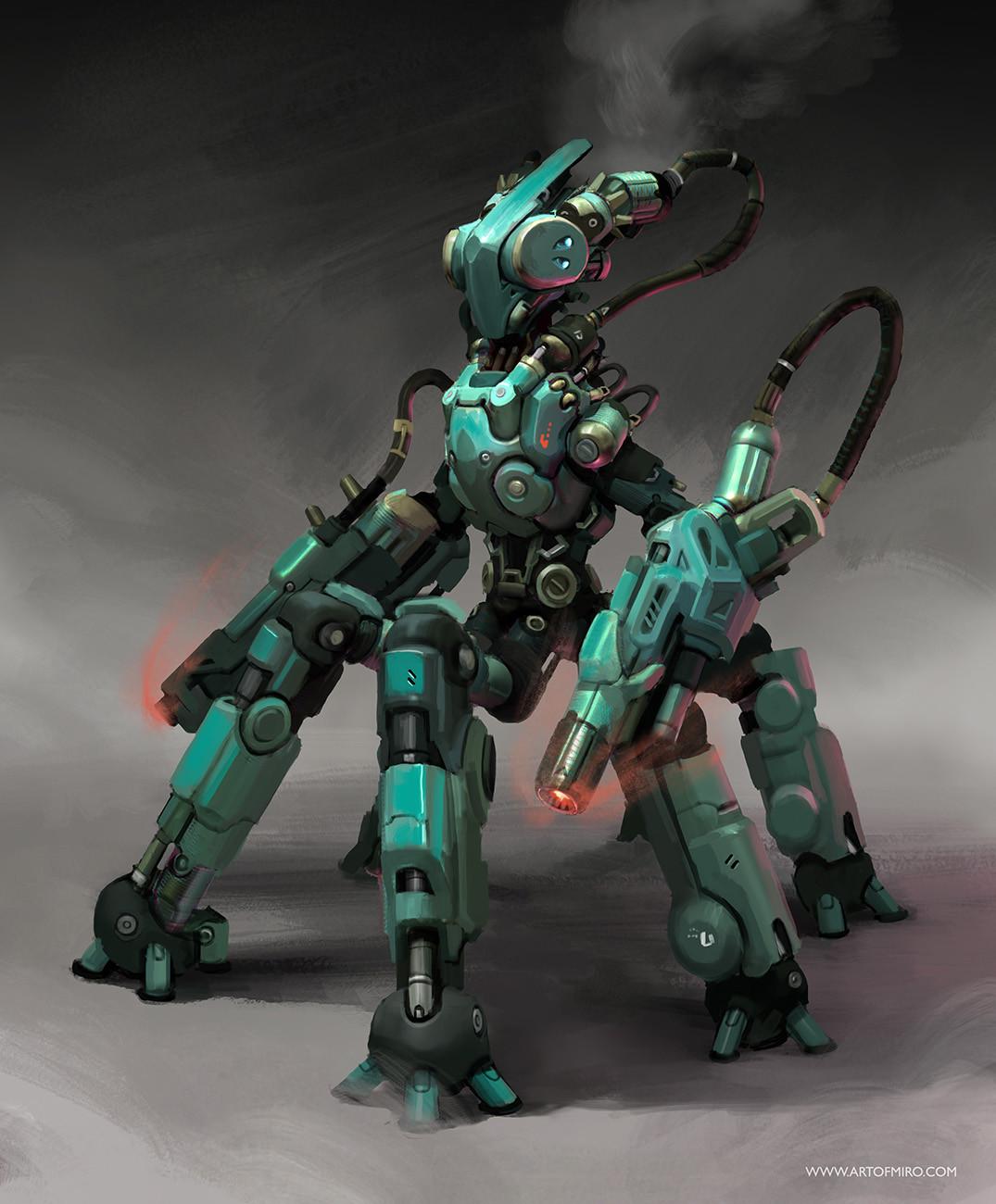 Miroslav petrov robot3