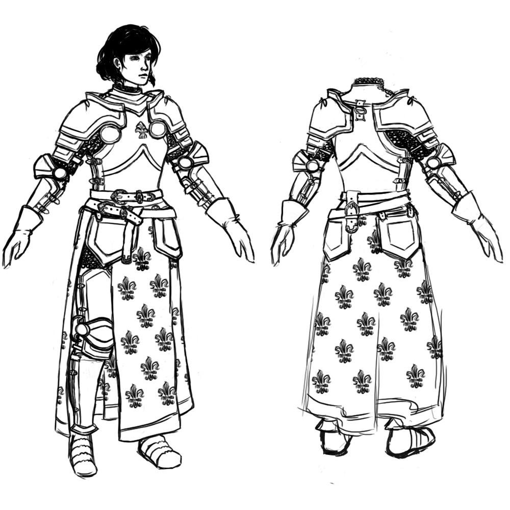 Sietske hereijgers character design 005