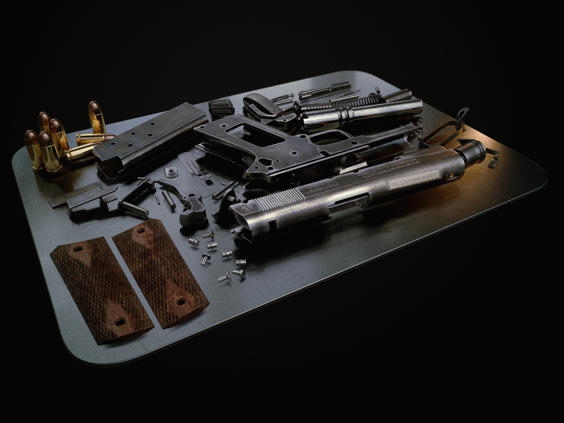 Wahyu nugraha colt 1911 14