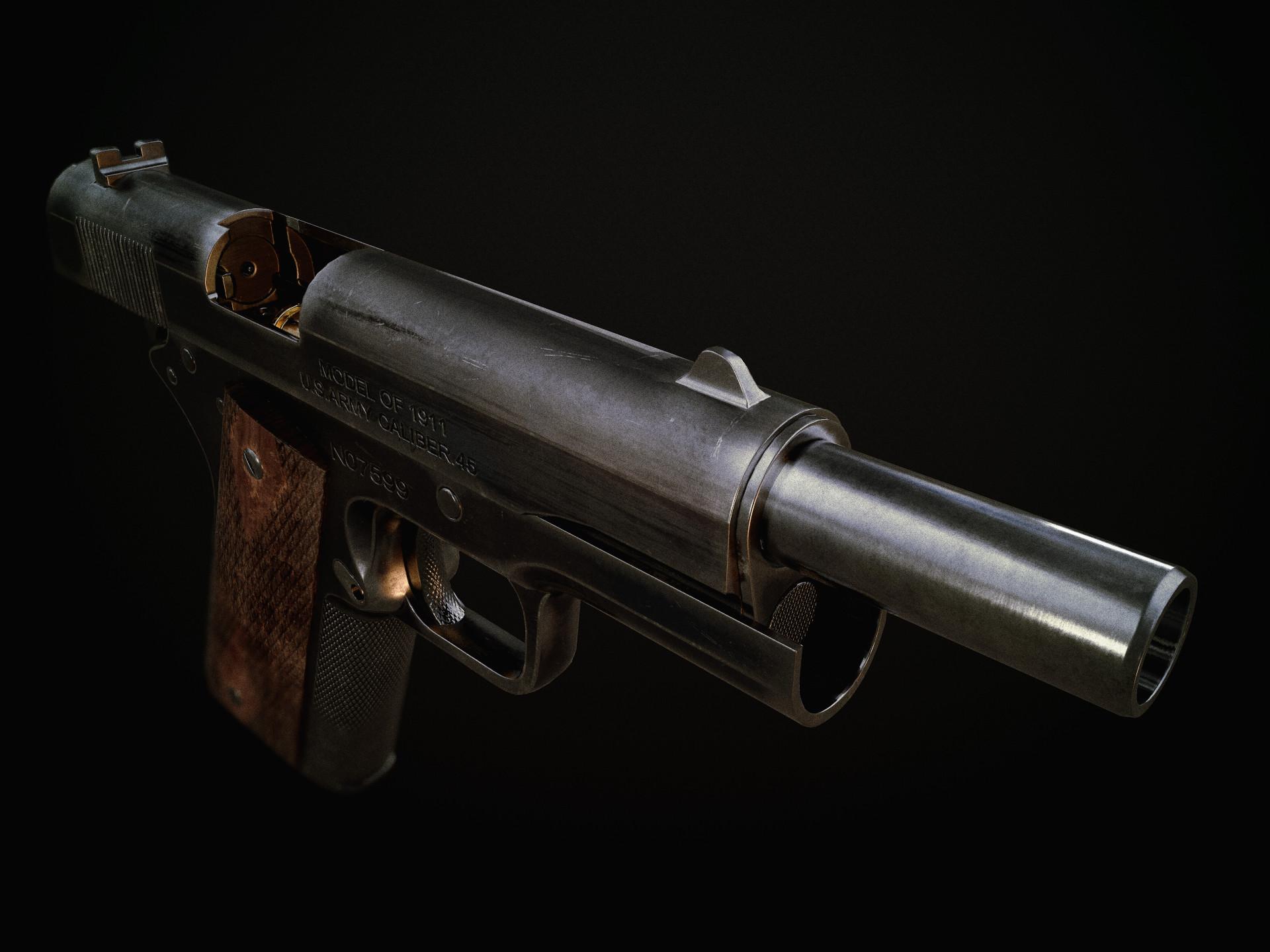 Wahyu nugraha colt 1911 07