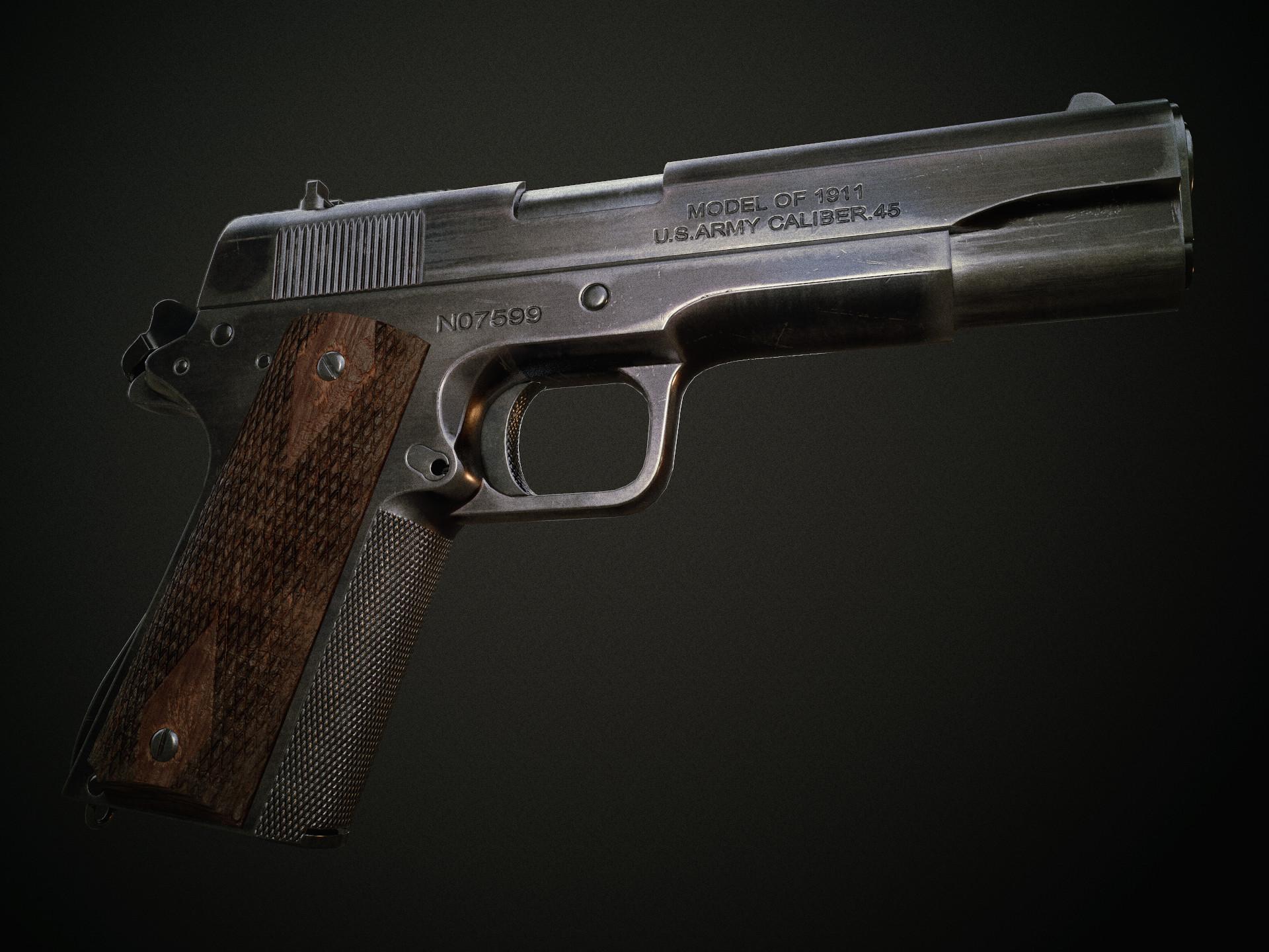 Wahyu nugraha colt 1911 03