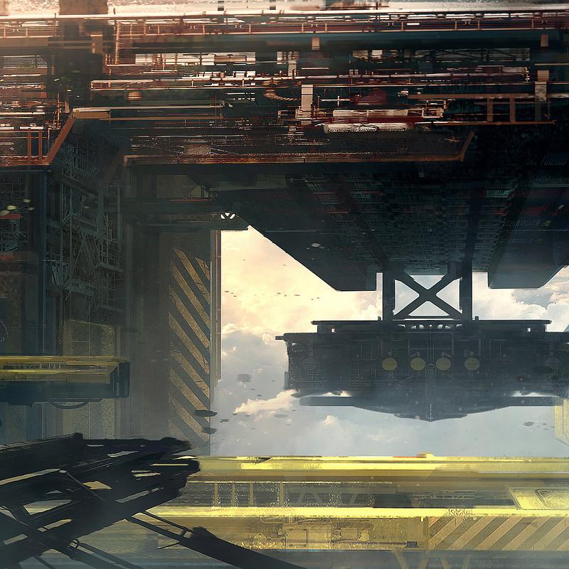 Cargo Transfer Station 02