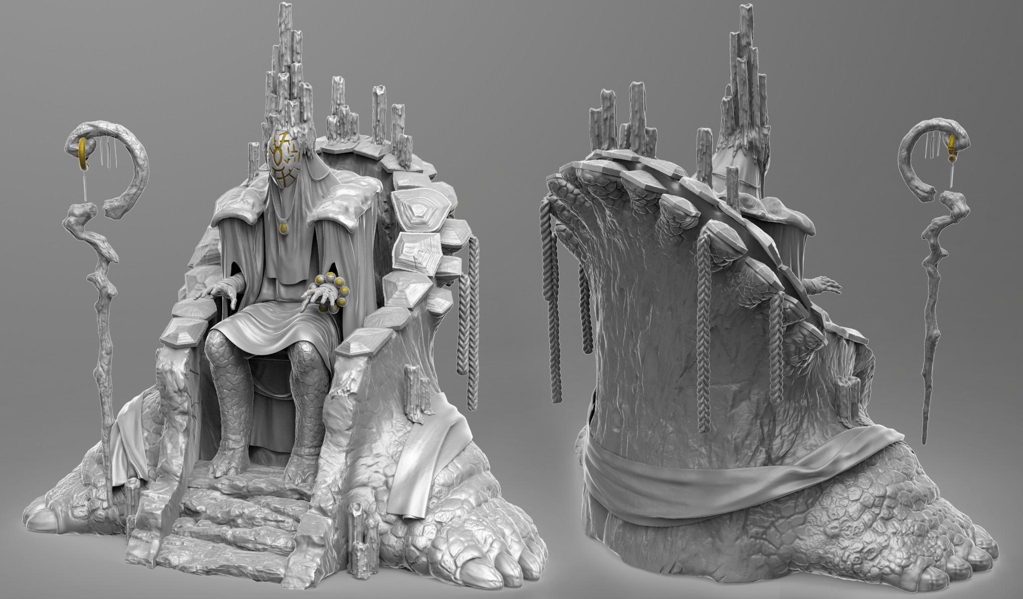 Zbrush Sculpt