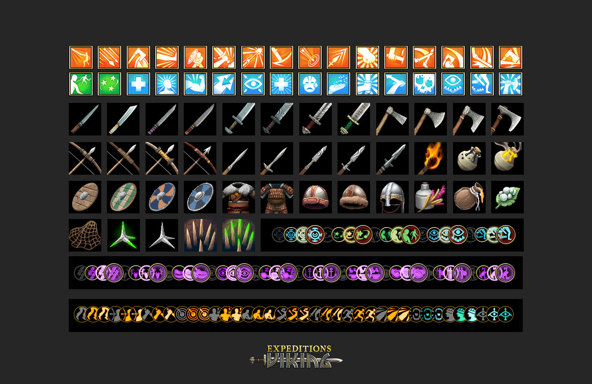 Expeditions : Viking Ui icons
