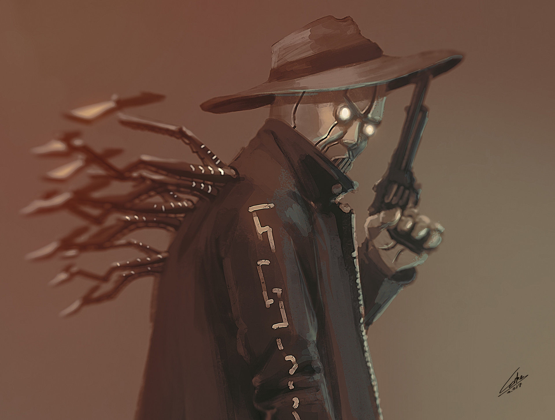 Detective Drone