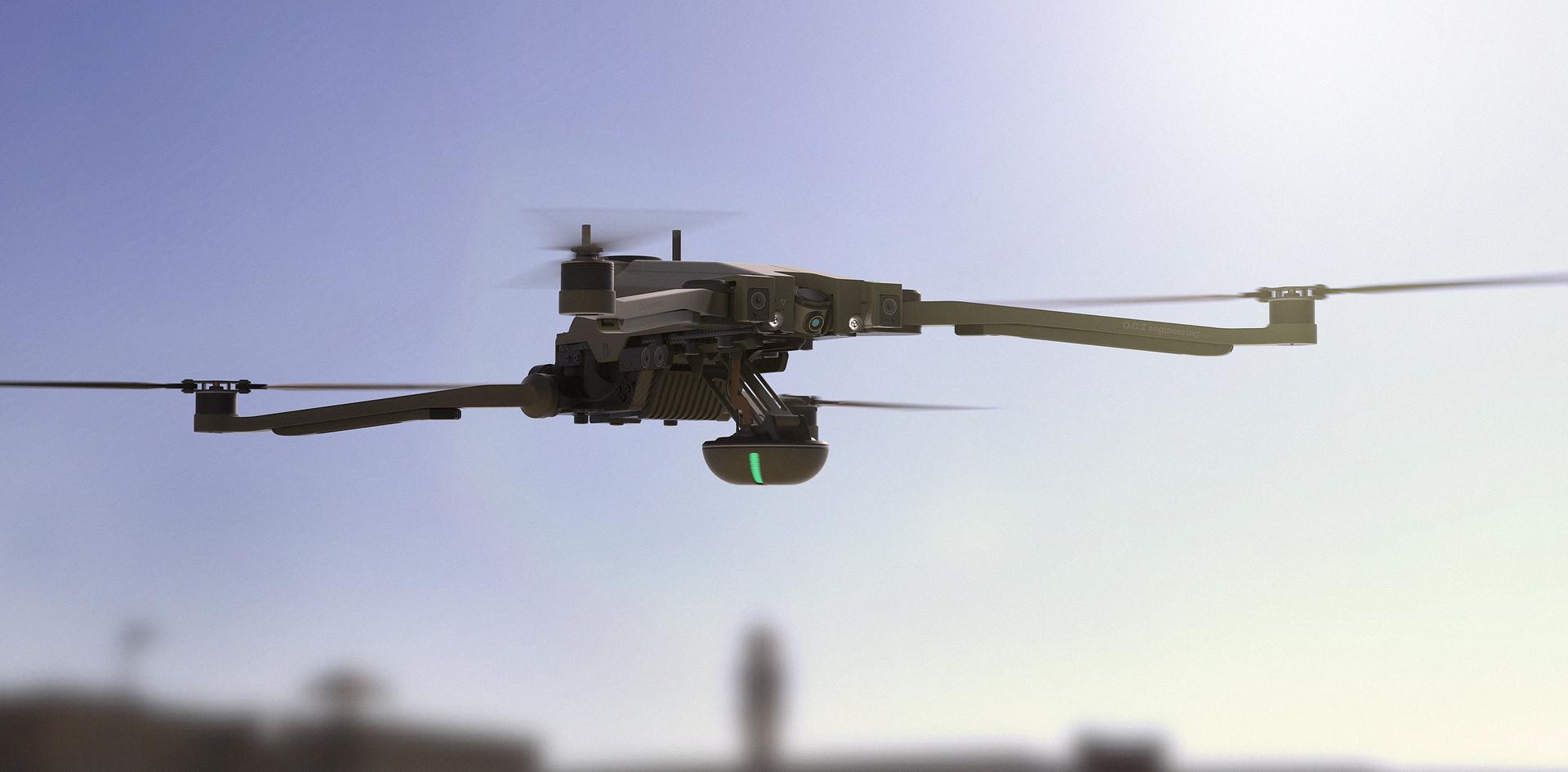 Jort van welbergen drone side shot v1