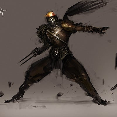 Benedick bana fang color lores