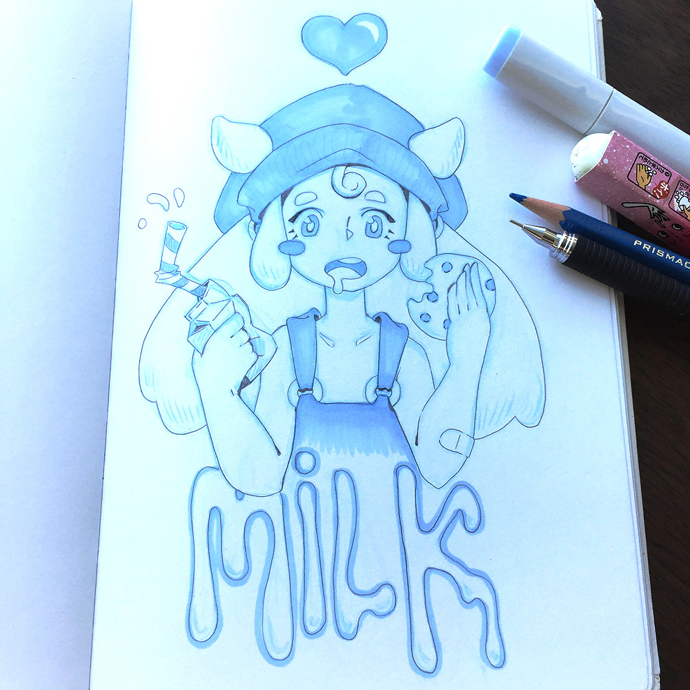 Day 21 - Milk 