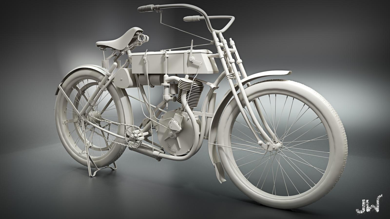 1907 Harley Davidson