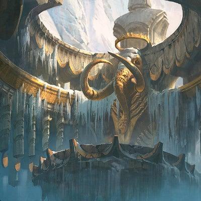 Gabriel yeganyan glacial temple demo
