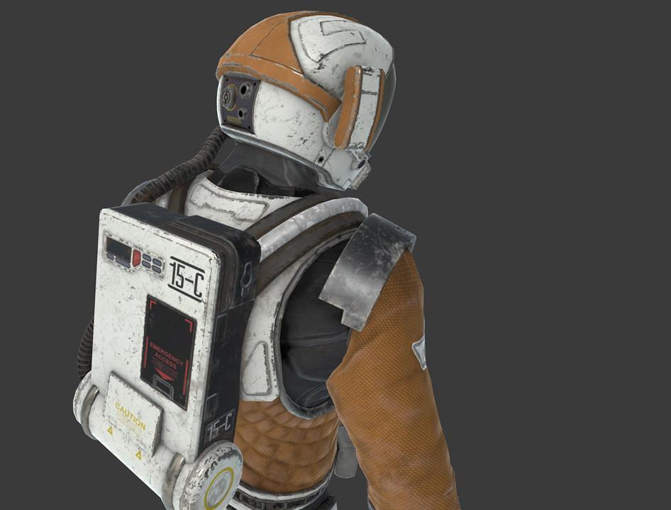 Jeremy h brown lp astronaut 05