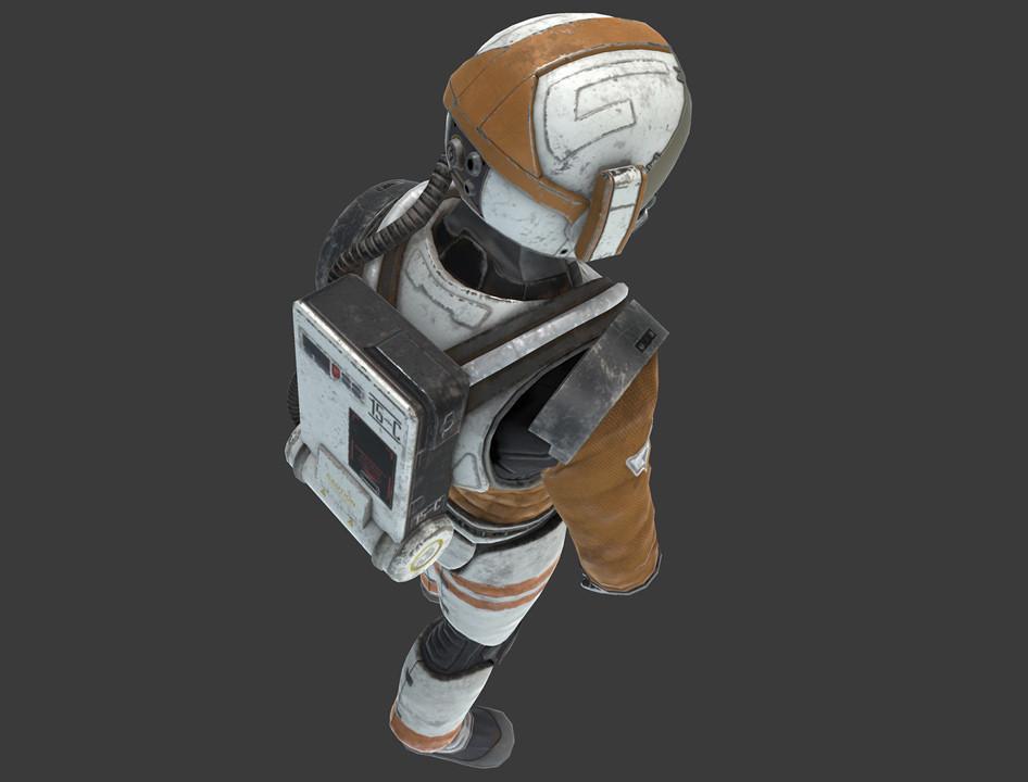 Jeremy h brown lp astronaut 07