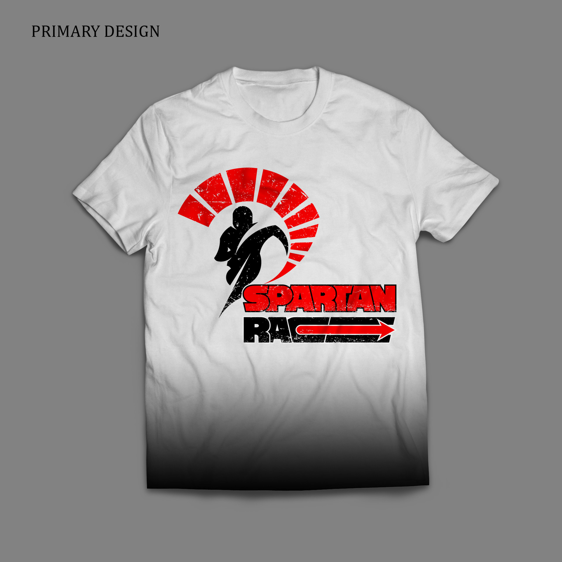 Richard t white jr spartanrace tshirtmockup 01